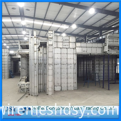 aluminum formwork alloy formwork for sales